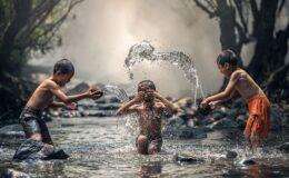 A tiszta víz az egészség forrása