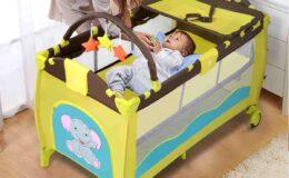 baba utazóágy